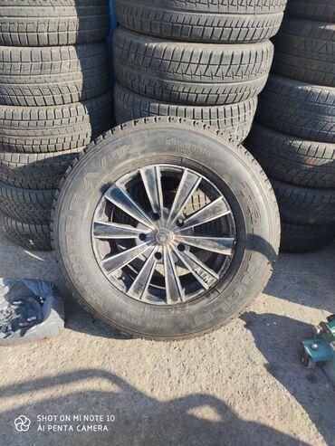 диски 18 в Кыргызстан: Продаю диски d 18 5ти дырые без резины