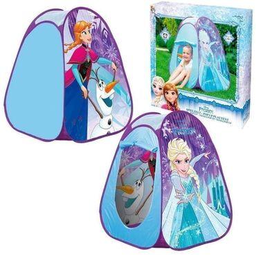 Frozen-kompleticine - Srbija: Frozen šator za devojčice od 2+ godine. POSLEDNJI 2300