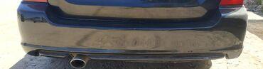 Продаю задний бампер на Субару СГ5( Subaru sg5) кросс спорт можно на
