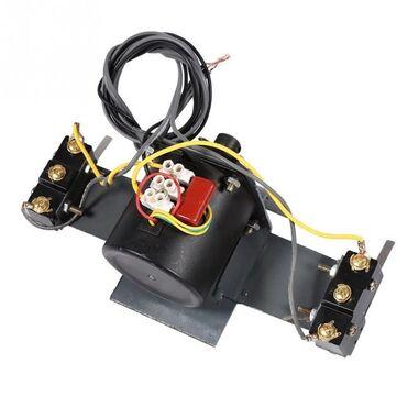 Мотор для инкубатора с концевиками 220В тип 2С помощью данного