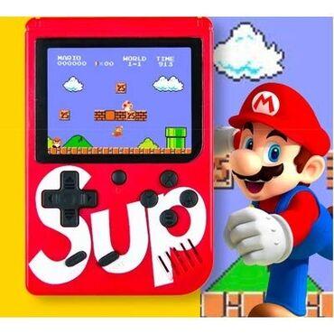 Supreme 400in1 oyun konsolu. Məhsul tam olaraq yenidir və orijinaldır