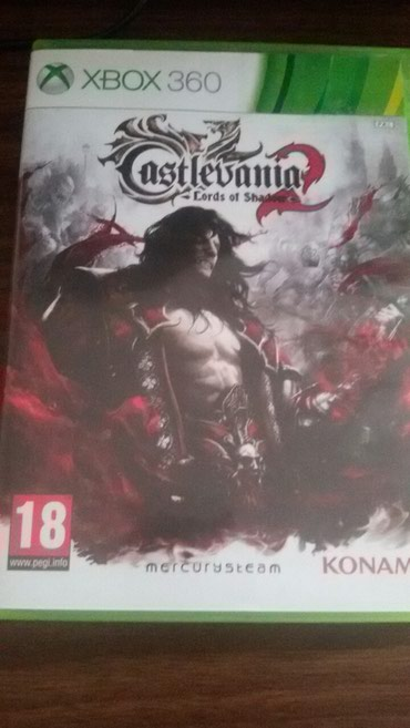 CASTLEVANIA - Lords of Shadow 2 XBOX 360 - Belgrade