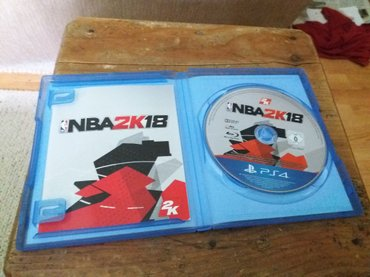 Nba 2k18 ps4 - Novi Sad
