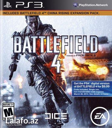 """Bakı şəhərində PS3 *Battlefield 4"""""""