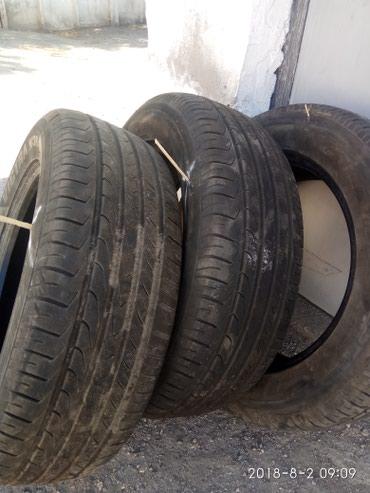 Продаются три шины Victra M36 с хорошим в Бишкек