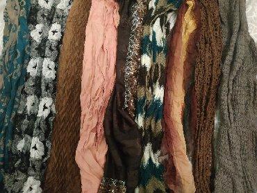 украшение шарфик в Кыргызстан: Женские шарфы и шарфики