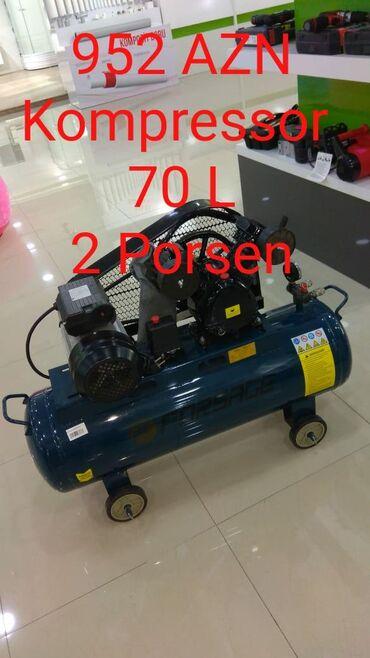 Biznes üçün avadanlıq Lerikda: Kompressor 70 L 2 Porsen.Əlaqə