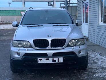 авто ру шины бу в Кыргызстан: BMW X5 4.4 л. 2003