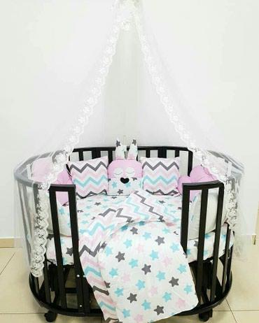Цена кроватки 18.500с в Бишкек