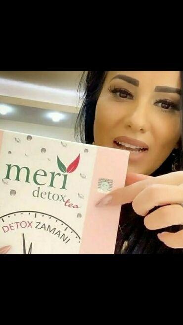 - Azərbaycan: Meri Detox Tea Oreganal ve Galogramlidir Şirketin Resmi Sertifikati
