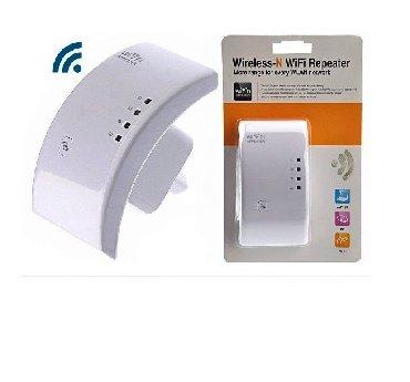 WiFi RUTER 300Mbs - Repeater - Pojačivač internetaNovo, nekorišćeno, u
