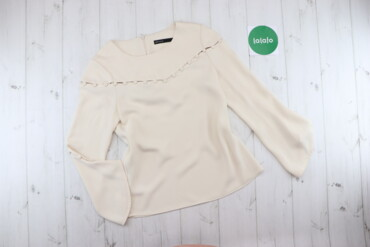 Жіноча блуза з рукавами кльош Karen Millen, p. S    Довжина: 59 см Шир