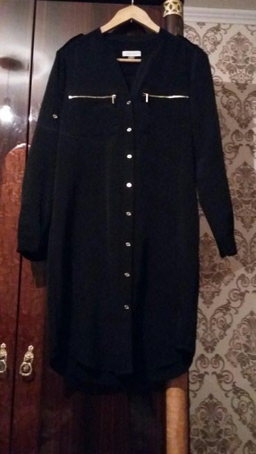 Продаю платье рубашка черное Calvin Klein! размер стандарт покупала
