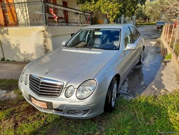 Mercedes-Benz E 220 1.8 l. 2007 | 63700 km