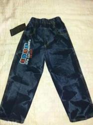 Новые джинсы. на 3 годика в Лебединовка