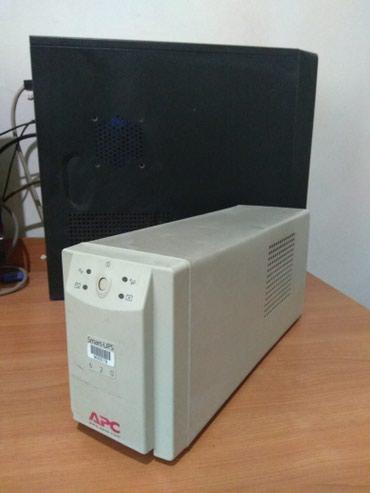 источники бесперебойного питания 16 х 9 12 в Кыргызстан: Источник бесперебойного питания APC Smart-UPS 620VA (без батареи)
