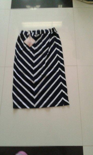 suknja mornarski print novo dostupna u svim velicinama - Backa Palanka