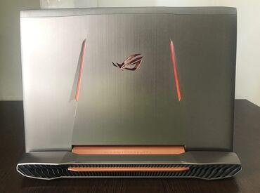Ноутбуки в Кыргызстан: ASUS ROG G752VL Экран IPSДиагональ 17,3Разрешение экрана FullHD