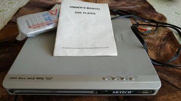 videokamera sony dvd в Кыргызстан: Плеер DVD