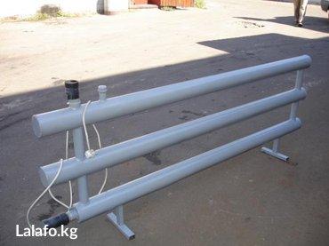 Б/У  Водяной обогреватель электрический самодельный 4 секции в Бишкек