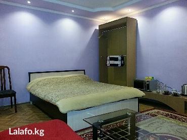 Для двоих 1 комнатный гостиничный в Бишкек
