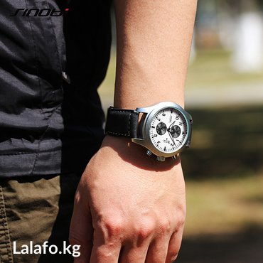Ультрамодные   часы Sinobi. цена : в Бишкек