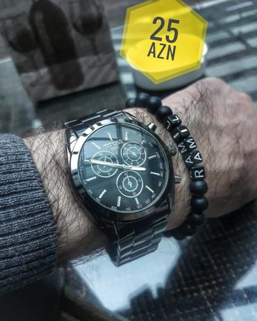 Bakı şəhərində Kişi Qol saatı Tissot