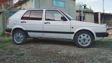 Volkswagen Golf 1989 в Балыкчи