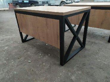 Стол лофт Изготовим любые металлоконструкции и металлоизделия по вашим