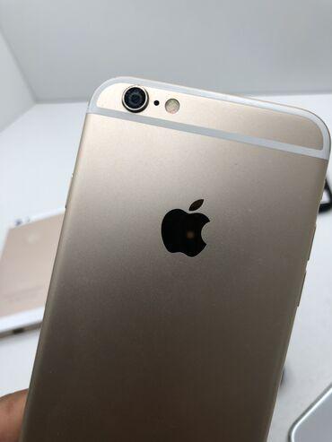 apple iphone a в Кыргызстан: Б/У iPhone 6 16 ГБ Золотой