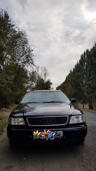 audi 100 2 6 quattro в Кыргызстан: Audi A6 2.6 л. 1997