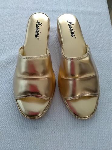 Ženska obuća | Prijepolje: Papuce. Nove. Sobne. Vel. 38