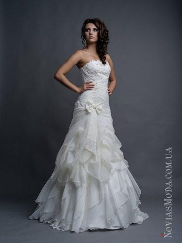 Рыбка-русалочка свадебное платье 40-42-44-46, смотрится шикарно. Цены