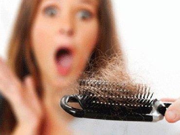 Saç tökülməsi sizi narahat edir?Dırnaqlarınız qırılır?Sizin problemin