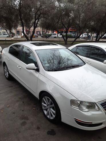 автомобиль на свадьбу в Азербайджан: Volkswagen Passat 2 л. 2006 | 280000 км