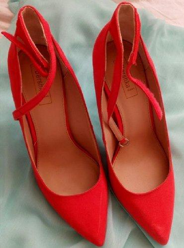 Ženska obuća | Nis: Cipele ženske BershkaNisu nosenebr.39, duzina gazista 26 cmduzina