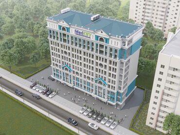 Кыймылсыз мүлк - Кыргызстан: Продаю медицинский кабинет в строящемся здании мед. центра, по адресу