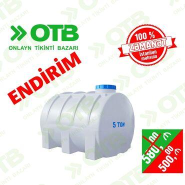 Bak - Azərbaycan: Su Çəni Endirim 580 Yox 500AZNOtb-tez rahat