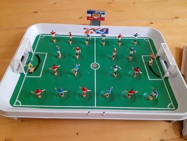 Oyuncaqlar Sumqayıtda: Futbol satilir 25 manata tep tezedi