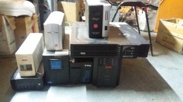 ups система в Кыргызстан: Рабочие и нерабочие UPS. APC Back-UPS-500 не рабочий, без батареи 200