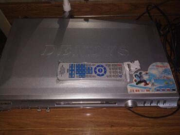 video-cassette-player в Кыргызстан: Продаю dvd-проигрыватель с возможностью использования как игровой
