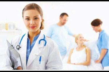 Требуется медицинская сестра в в Бишкек