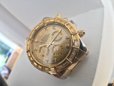 Qol saatları - Lənkəran: Rolex Oyster perpetual superlative chronometer officially certified
