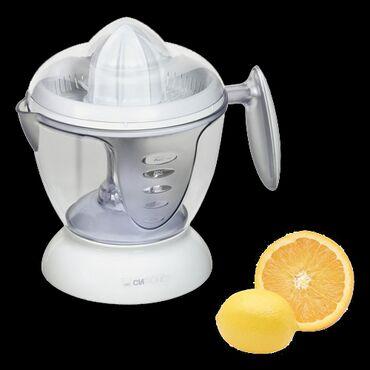 Ostali kućni aparati | Srbija: Clatronic cediljka za citruse- Mobilna činija sa zaštitnim poklopcem