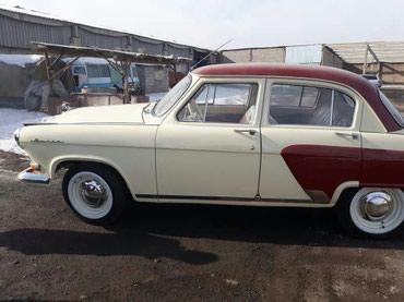 ГАЗ - Лебединовка: ГАЗ 21 Volga 1965 | 39000 км