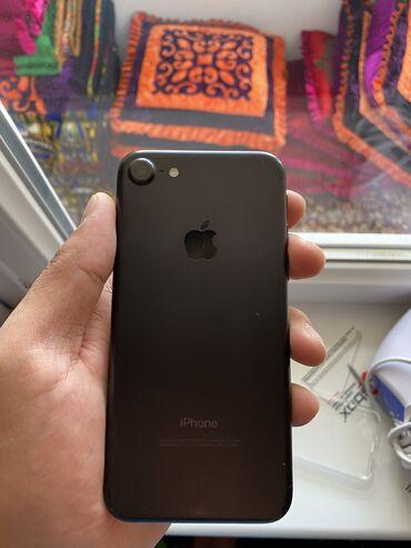 Мобильные телефоны и аксессуары в Кок-Ой: IPhone 7 128гСостояние: отличное Аккумулятор: 82% держит хорошоТелефон