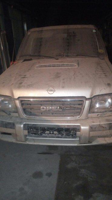 Isuzu в Кыргызстан: Isuzu Trooper 3 л. 1999
