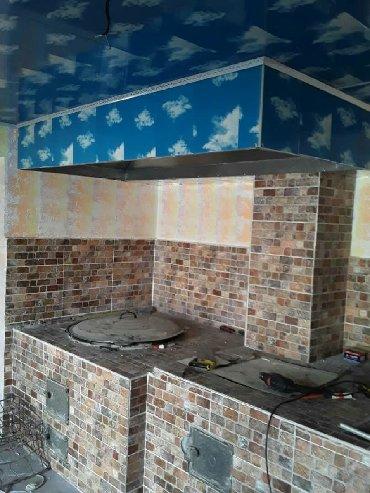 краска для стен бишкек в Кыргызстан: Отделочник. С опытом