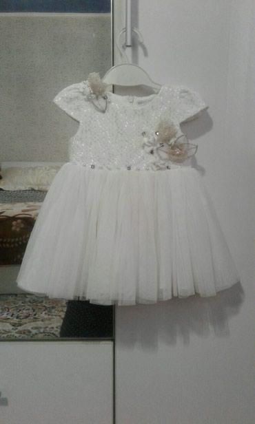 Продаю платье на 1-2 года в отличном состоянии одевали всего два раза