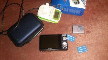 Sony fotoaparat,full oprema 10,1mpix. Sony fotoaparat sa dve produo - Nis